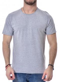 Camiseta Sergio K Masculina Geometric Sex Cinza