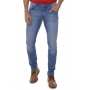 Calça Calvin Klein Jeans Skinny Strech CKJ 016 Azul Claro