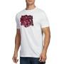 Camiseta Diesel Masculina T-Just Neon Branco