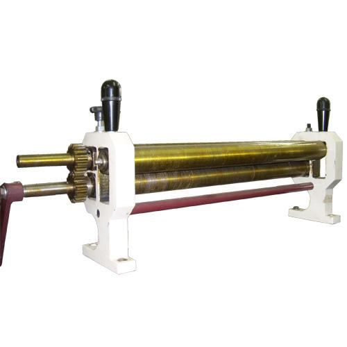 Calandra Inicial Manual ou Motorizada - 525 x 2mm