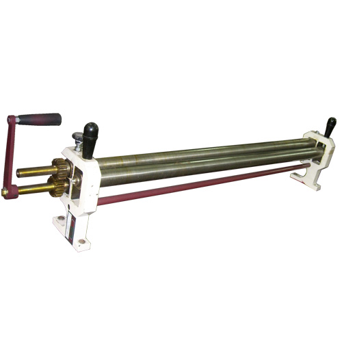 Calandra Inicial Manual ou Motorizada - (Com Bancada) 1289 x 2,5mm