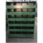 Armário com Divisões para Reposição de Peças – VG741 Usado
