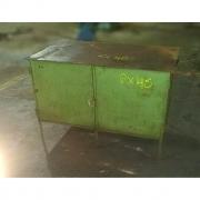Armário Com Portas Industrial de Aço - RX45 Usado