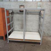 Armário Tipo Gaiola Industrial SZ109 – Usada