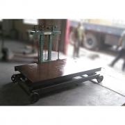 Balança Plataforma Confiança 1500 kg 2m x 1.3m - RX04 Usada