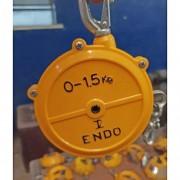 Balancim Retrátil japonês Endo 0-1.5kg - HON6 Usado