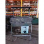 Bancada de Aquecimento Para Poliuretano TR42 – Usado