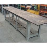 Bancada De Ferro Ideal Para Serralheiros - VG753 Usado