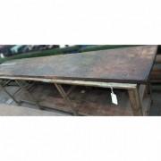 Bancada De Ferro Ideal Para Serralheiros – VG747 Usado