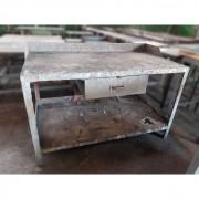 Bancada Multiuso Industrial Reforçada de Aço – ML458