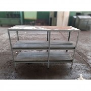 Bancada Prateleira Reforçada Multiuso Industrial – ML456