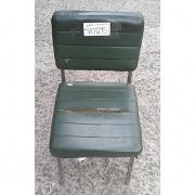 Cadeira em Couro - VG1215 Usado
