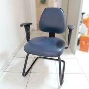Cadeira Para Escritório Usada – CD539
