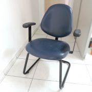 Cadeira Para Escritório Usada – CD541