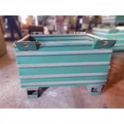 Caixa Contêiner Empilhável de Aço Para Peças TR46 – Usado