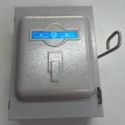 Caixa de chave elétrica blindada - VG759 Usado