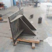 Cantoneira de Aço Marca Schmuziger Para Usinagem Em Geral – SZ69