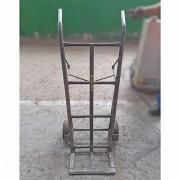 Carrinho Carga Transporte Armazém Aço Até 180 kg – ML534 Usado