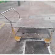Carrinho de aço reforçado para Transporte Industrial - ML495 Usado