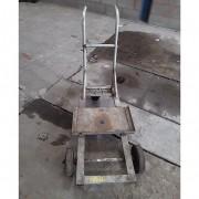 Carrinho de aço transportador multiuso 250 kg – HON2 Usado