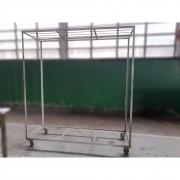 Carrinho Porta Ganchos Para Cabine de Pintura e Estufa – ML378