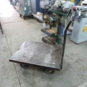 Carro De Plataforma Reforçado VG5 – Usado