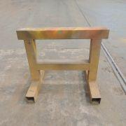 Cavalete multiuso em aço tubular - SZ154 – Usado