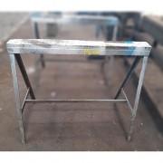Cavalete reforçado de aço Industrial - ML466 Usado