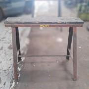 Cavalete reforçado de aço Industrial - ML469 Usado