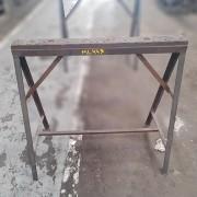 Cavalete reforçado de aço Industrial - ML473 Usado