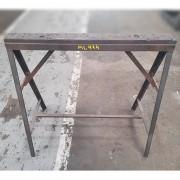 Cavalete reforçado de aço Industrial - ML474 Usado