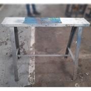 Cavalete reforçado de aço Industrial - ML476 Usado