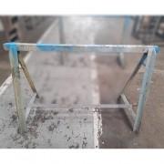 Cavalete reforçado de aço Industrial - ML477 Usado