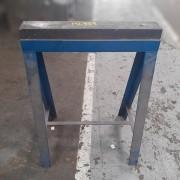 Cavalete reforçado de aço Industrial - ML479 Usado