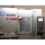 Centro de Usinagem CNC Romi Discovery 600 KLA2