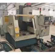 Centro de Usinagem CNC Romi Polaris V400 Quarto Eixo - KM3 Usado