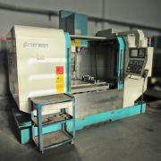Centro de usinagem CNC vertical Sinitron Mod VMC 1.000 L - VG638 Usado