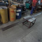 Chapa tira de aço VG464 – Usado