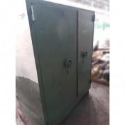 Cofre Antigo Duplo Grande Funcionando Com 1.50 m De Altura - ML511 Usado