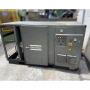Compressor Atlas Copco estacionário De Parafuso GA408 - ZN18 Usado