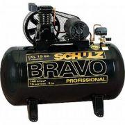 Compressor de Ar Bravo CSL 15/100 - Schulz