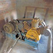 Compressor De Ar Schulz MS W 60/400 SP31 – Usada