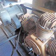 Compressor De Ar Schulz MS W 60/400 SP32 – Usada
