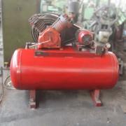 Compressor de Ar Wayne 5 CV Trifásico 20 pés ML66 - Usado
