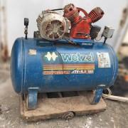 Compressor de ar Wetzel 5 Pés 130 litros - MX8 Usado