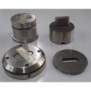 Conjunto de Punção e Matriz para Puncionadeira Amada - VG973 Usado