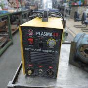 Corte Plasma Inversora V8 Brasil Plasma 40 DC VG28