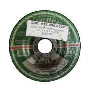 Disco De Desbaste-serviços Normais 4 1/2x3/16x7/8 Icaper Q58