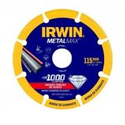 Disco Diamantado Corte Metalmax 4.5