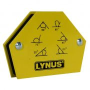 Esquadro Magnético Para Soldador 12kg EML-12A – Lynus